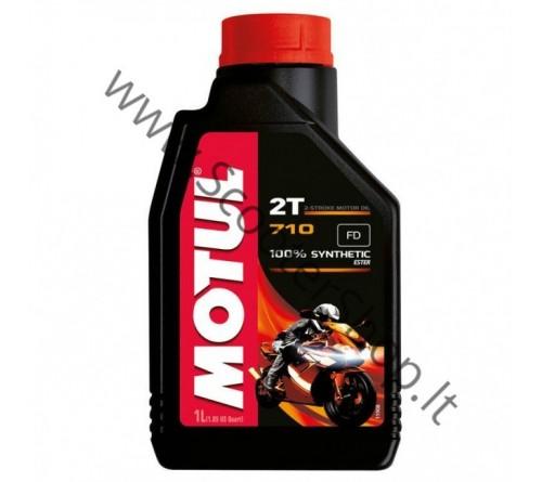 Motul 710 2T 1L 100% sintetic