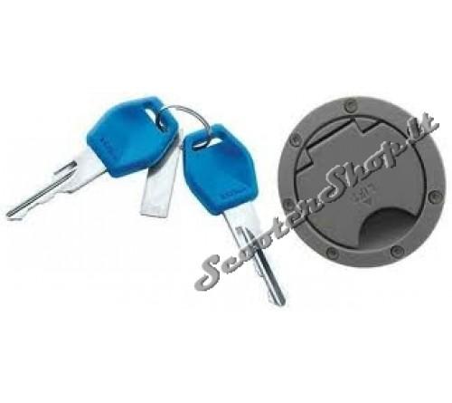 Aerox bako kamštis su spyna ir raktais
