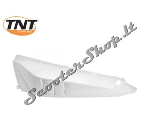 TNT Slider Galinis plastikas kairysis baltas
