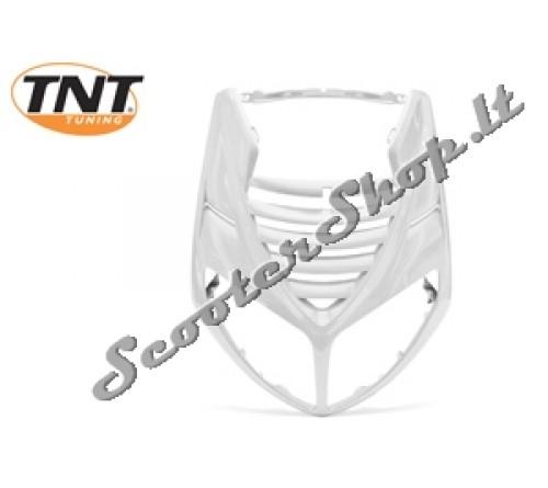 Speedfight2 priekinė plastmasė balta