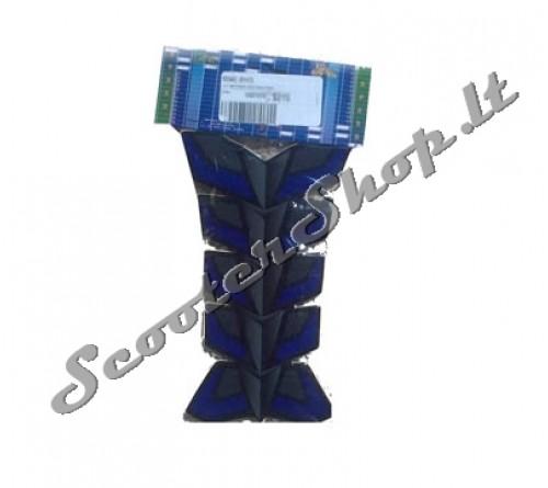 Bako lipdukas blue carbon fiber