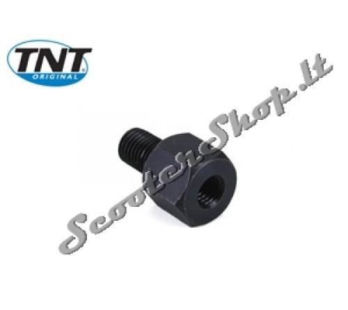 Veidrodėlio adapteris 8mm (kairinis)->8mm (dešininis)