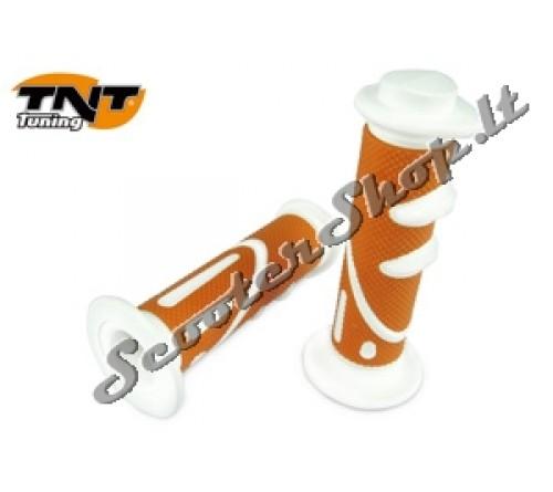 TNT rankenėlės balta/oranžinė