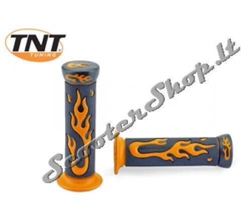 TNT rankenėlės Oranžinė/Juoda