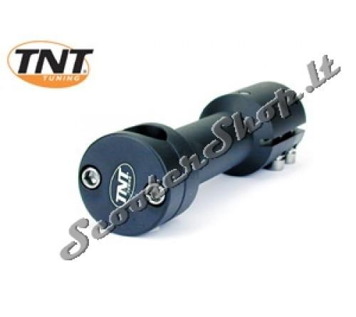 Vairo adapteris juodas 15cm