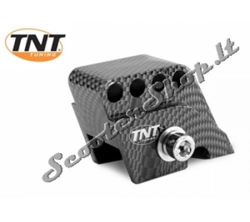 Piaggio TNT Carbon amortizatoriaus paaukštinimas