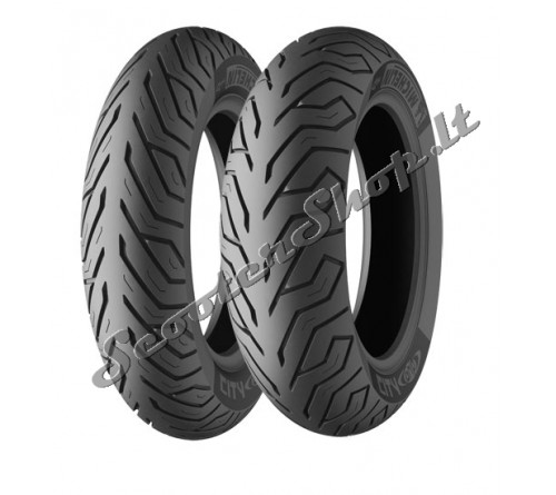 Michelin City Grip 120/70-14 Tl 55p Priekinė