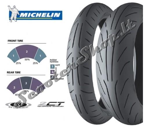 Michelin Power Pure R14 120/70 Priekinė