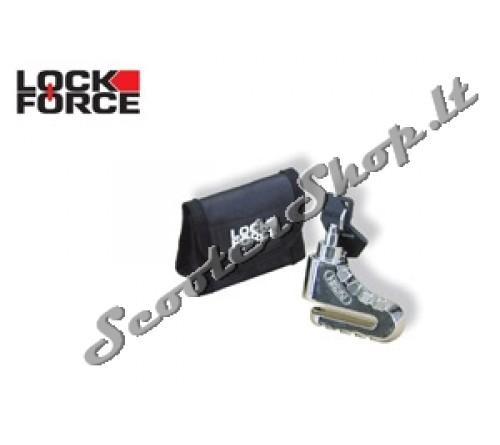 Stabdžių disko spyna Lock Force 5,5mm