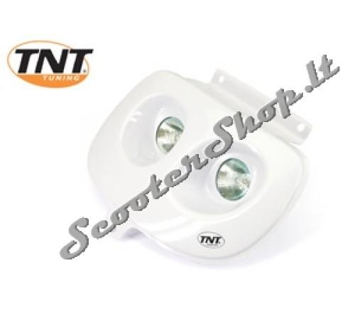 TNT Priekinė Booster lempa balta