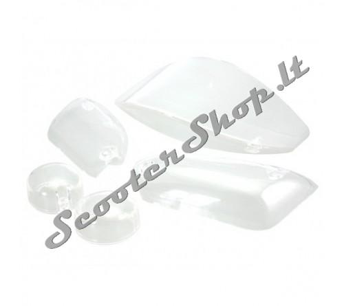 Aerox Stikliukai STR8 Lexus Style