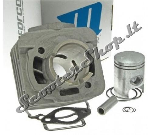 Cilindro komplektas Motoforce 50cc Piaggio AC Aluminium