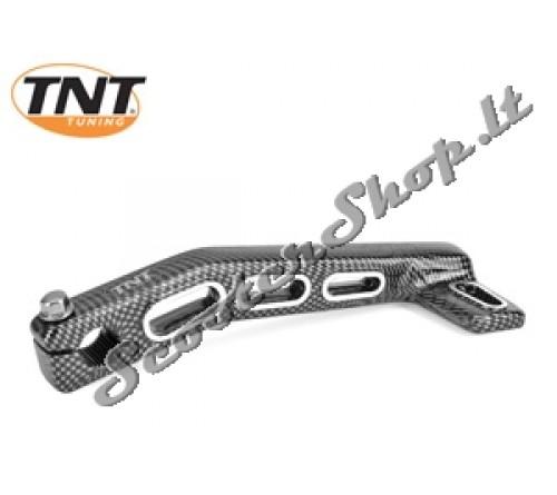 TNT Carbon užkūrimo kojelė Piaggio
