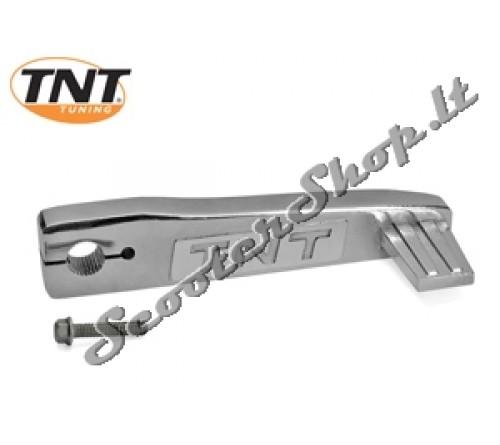 TNT chrom užkūrimo kojelė Minarelli