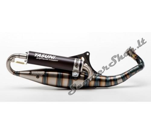 Duslintuvas Yasuni Carrera 16.07 (Aluminium/Black) Piaggio