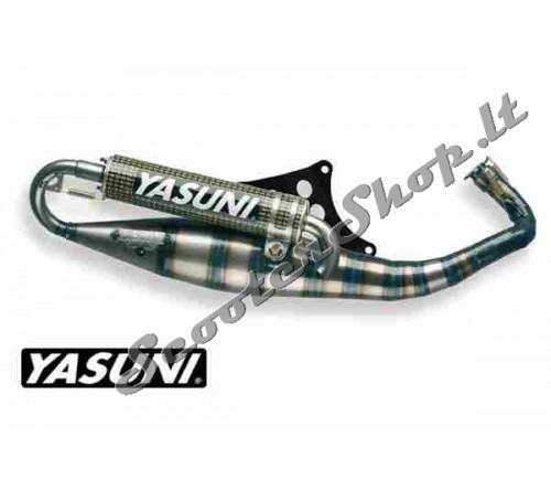 Duslintuvas Yasuni Carrera 16.07 (Carbon) Piaggio