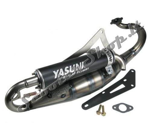 Yasuni R (Aluminium/Black) Peugeot Horizontal