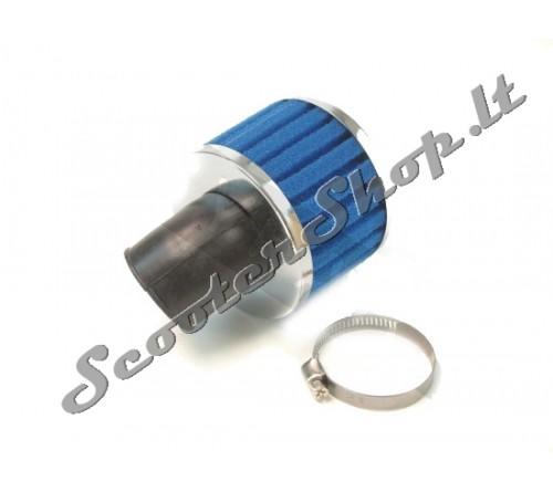 DMP sportinis oro filtras mėlynas 35mm