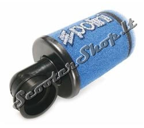 Polini oro filtras mėlynas 90°  PHBG