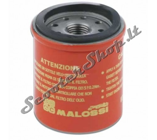 Tepalo filtras Malossi Piaggio 125-200cc 4T
