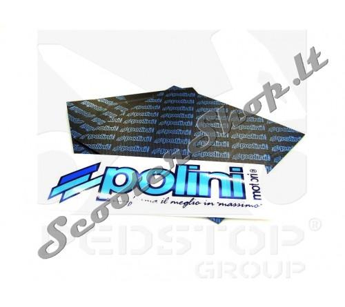 Polini carbon vožtuvų medžiaga balta 110x110x0.4mm