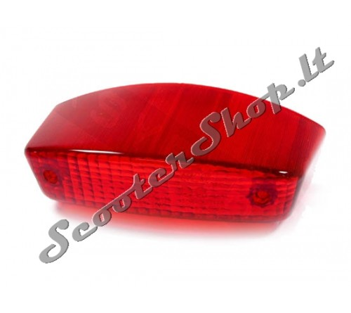 F12 Senda Gsm Galinis stiklas Raudonas