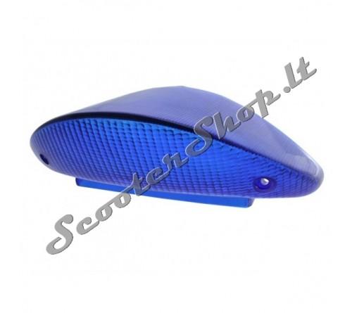 Aerox galinis stiklas STR8 Mėlynas