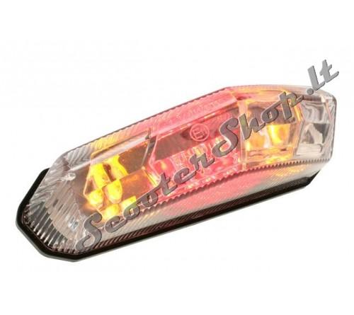 Galinė lempa LED universali (su posūkiais)