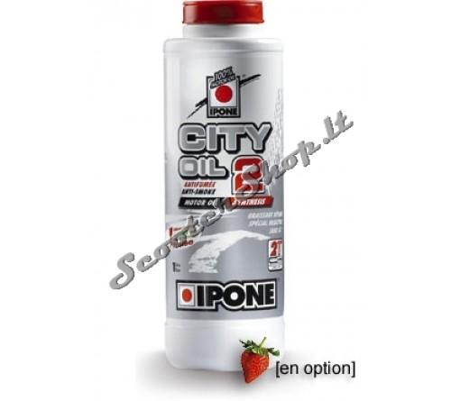 Ipone City oil 2t pusiau sintetinis tepalas