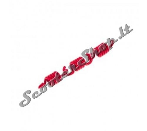 Stage6 raudonos spyruoklės
