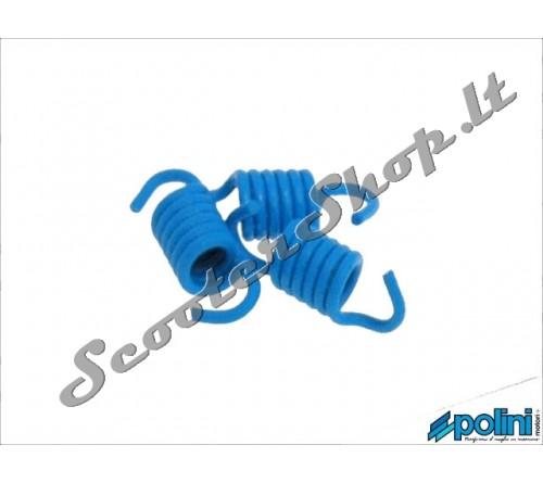 Polini 3G Sankabos spyruoklių rinkinys mėlynos
