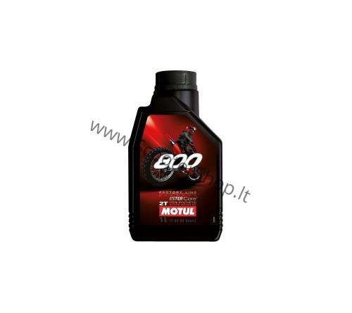 Motul 800 2T 1L 100% sintetic